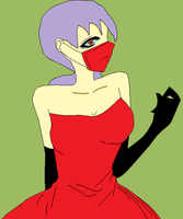 My Formal Goth Attire by TheYaoiLover24