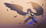 Featherbent - Vriska Wallpaper by SonicRocksMySocks