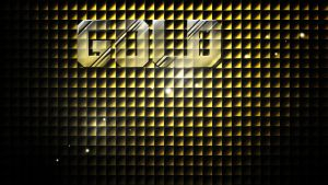 Gold (Wallpaper) by Hardii