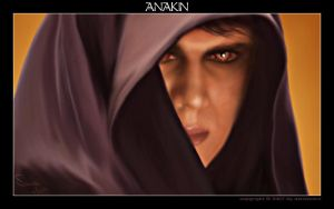 Anakin by DARKSCORN