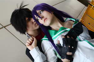 Until the END. - Takashi x Saeko by AndrewsSchmidt