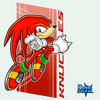 The Sonic Show: Knuckles by Professor-J