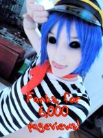 Fanks 2D preview 6,000 by SugarBunnyCosplay
