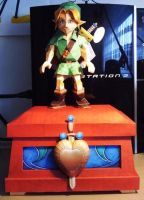 N64 OOT Young Link papercraft by Teris-DA