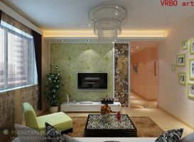 Interior design by blcf