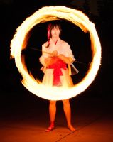 Fire in the round by Arachnoid