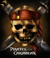 Pirates of the Caribbean by Mareishon