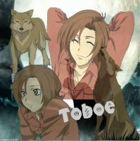 Toboe by BalanDemon