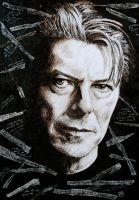 David Bowie by Mad-Margaret