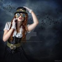 steam-punk-in II by rebekahw-photography