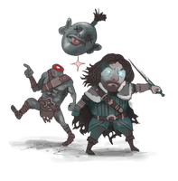 Shadow Of Mordor - off with their heads by Nemca