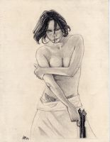 Asia Argento 2 by ArtL2000