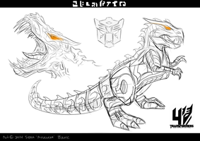 TF4- Grimlock by Arsevere