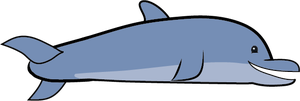TD style Dolphin by MF99K