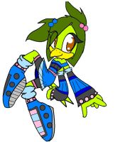 sonic adoptable::HOLD:: by Naruto-awesome