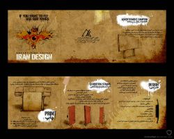 Iran Design Brouchure by farshadfgd