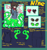 Nine Ref by Nine-doodles