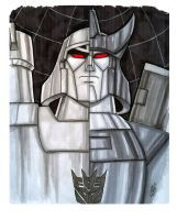 Behold....Galvatron by BigChrisGallery