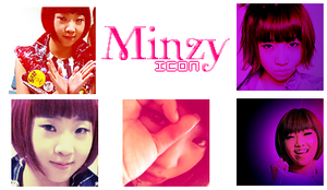 Minzy Icons 2 by TsukiNita
