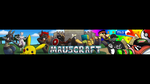 Commission: Mau5Craft Banner by Shrineheart