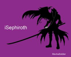 iSephiroth by MechaSoldier
