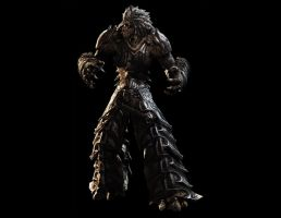 Gears of war 3: Kantus Armored by DecadeofSmackdownV3