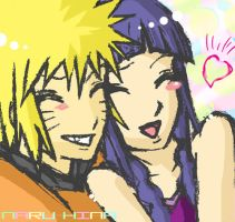 Naruhina-Icon by oLdBrEaD7