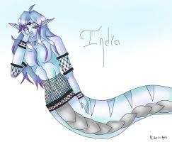 Indra by Ethelbutt