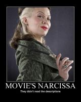Harry p- Narcissa motivational by Lunatic-668
