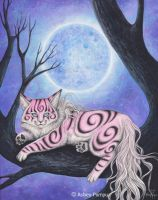 Cheshire Cat by vashley