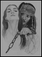 Pirates Of the Carribean by PoeticMuse