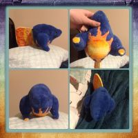Equinox, one of my fanmade mais as a plush! by Technoloaf