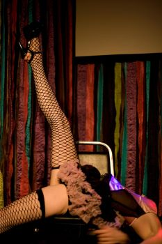 Bettie Roulette Burlesque 2 by mykuh