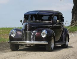 '40 Ford out for a spin by finhead4ever