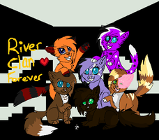 River by BrindleMask