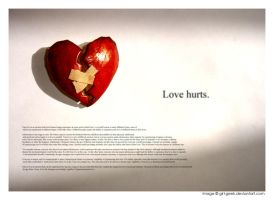 Love hurts by Girl-Geek