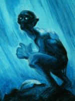 Gollum by Sweet-Kuskus