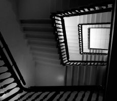stairs by awjay