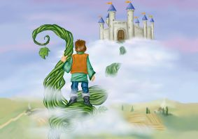 Jack and Beanstalk - Sample 1 by Anne-O