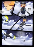 Pokemon Black vs White Chapter 3 Page 8 by YogurtYard