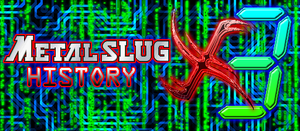 Metal Slug History X 3 title by TheMadSoldier
