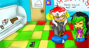 iScribble: Bakery by Frenchielover4ever