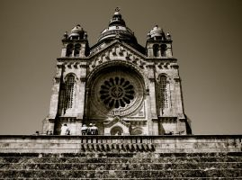 Cathedral of my childhood... by jimmyvilas