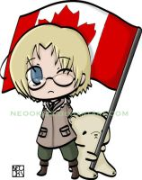 Commish 10.1: Canada by neooki23