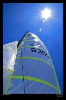Sail Under Sun by neilcreek
