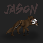 Jason- Wolf Version :For Club: by Sock-Wolf