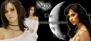 Nyx - House of Night Sig by Pure-Potential