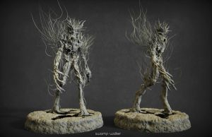 Ent. Lord of the rings. by robwzor