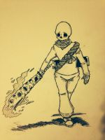 Wyott Plantae-The White Reaper by Mechatorachiman