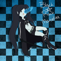 Black Rock Marceline by PrinceShiroko
